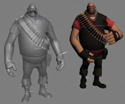 Imported TF2 Heavy